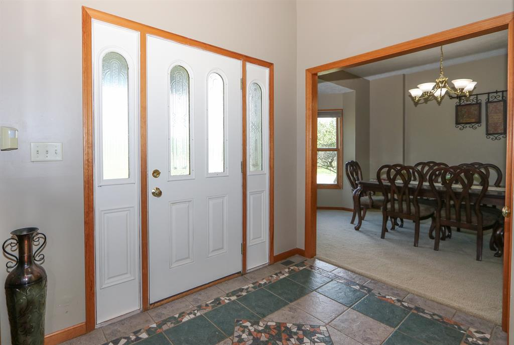 Foyer image 2 for 8690 Boomershine Rd Germantown, OH 45327