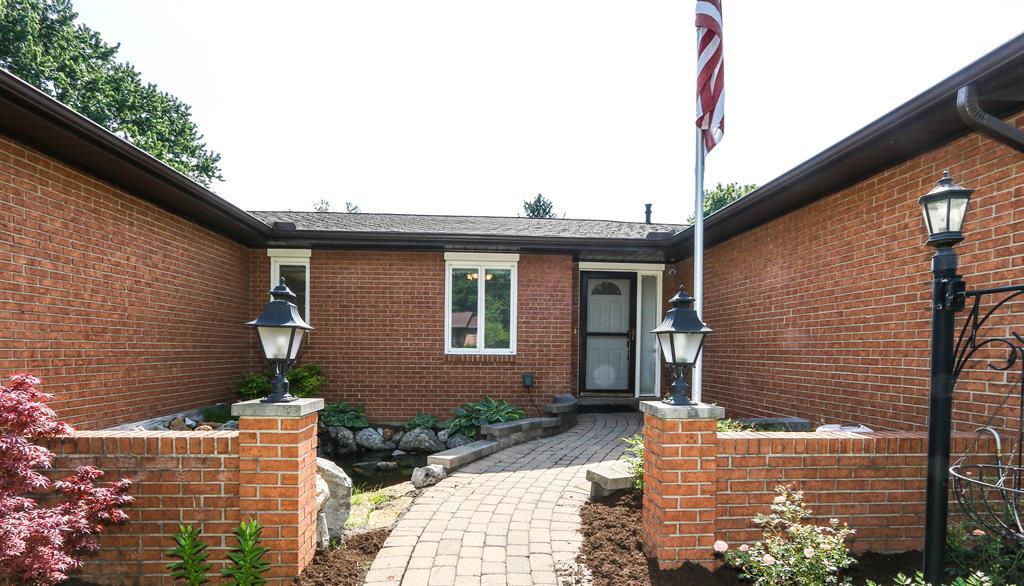 Entrance for 5574 Sir Lancelot Ln Fairfield, OH 45014