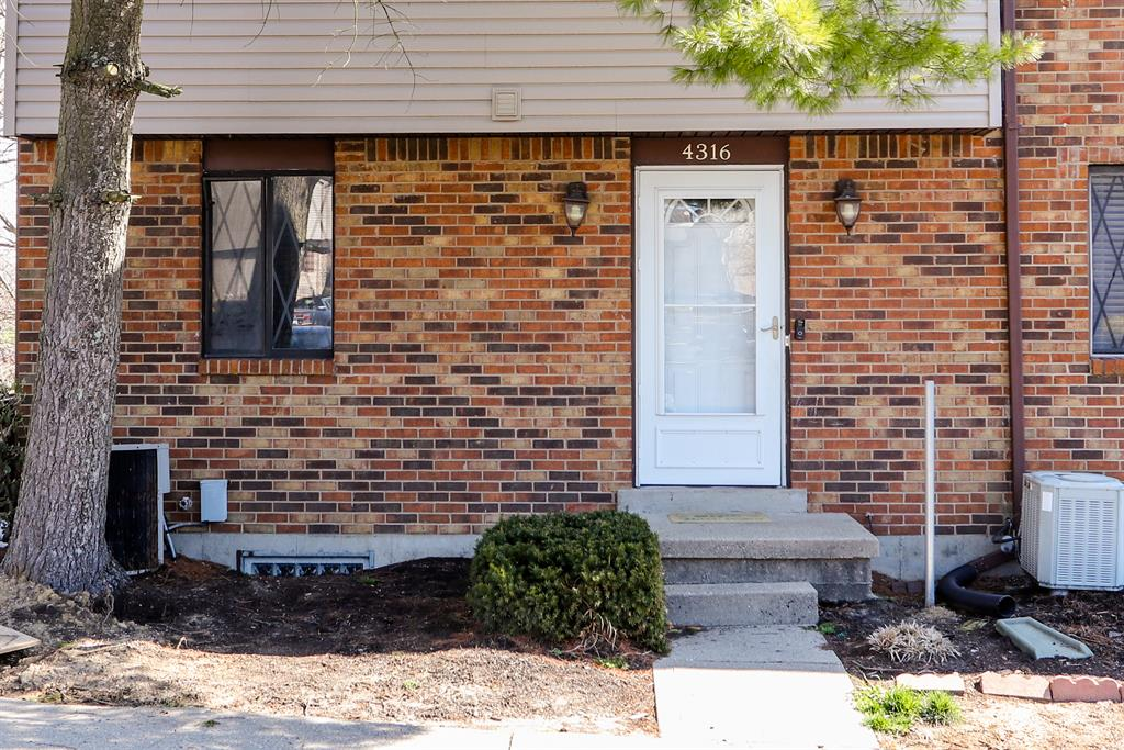 Entrance for 4316 Cobblewood Ct Independence, KY 41051