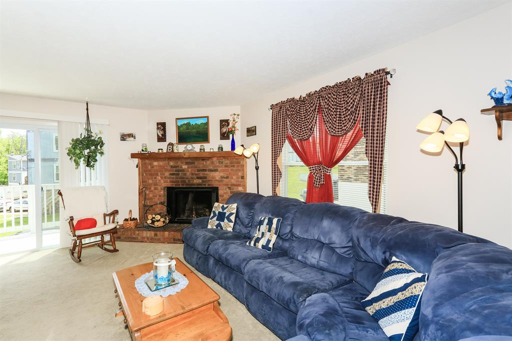 Living Room for 3115 Riggs Rd Erlanger, KY 41018