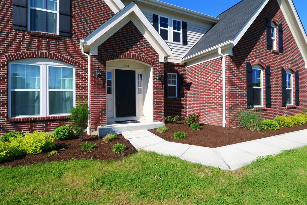 Entrance for 4451 Silversmith Ln Independence, KY 41051