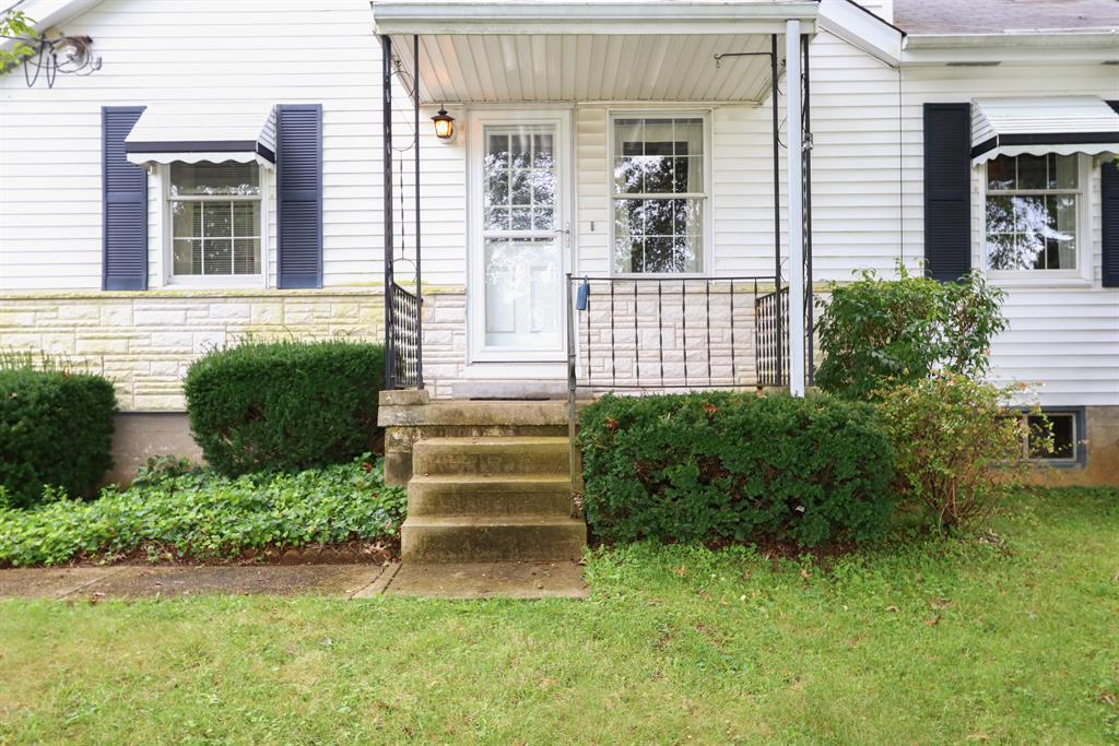Entrance for 6345 Murnan Rd Cold Spring, KY 41076