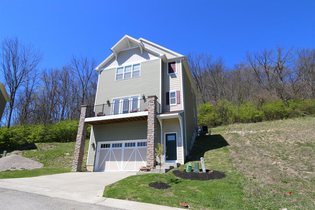 Exterior (Main) for 909 Treeline Dr Fort Wright, KY 41017