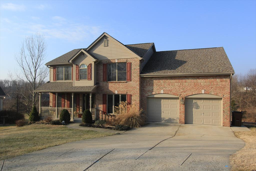 Exterior (Main) for 5674 Jam Ct Independence, KY 41051