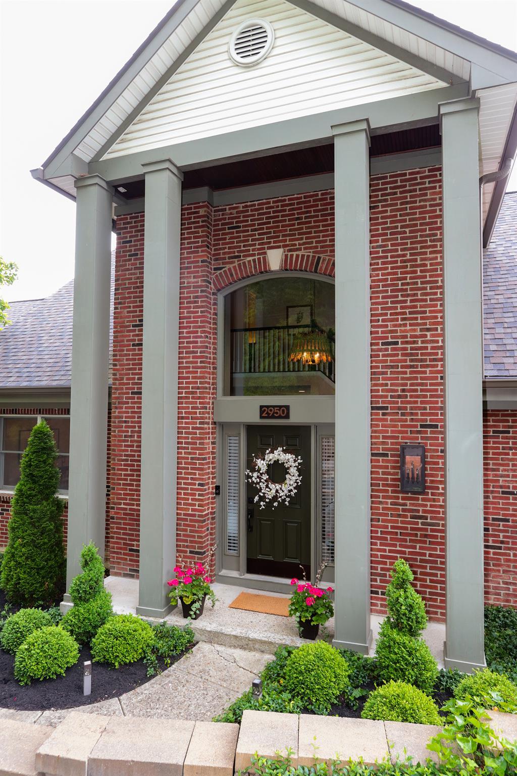 Entrance for 2950 Grandin (Lower) Rd Hyde Park, OH 45208