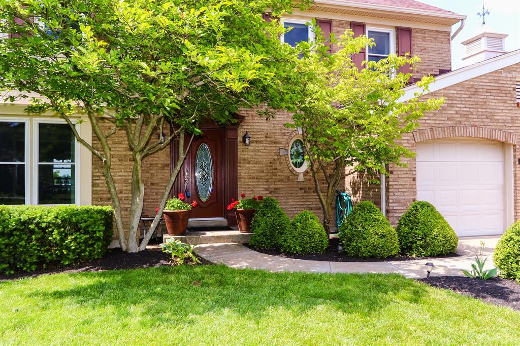 Entrance for 2012 Highwater Rd Villa Hills, KY 41017