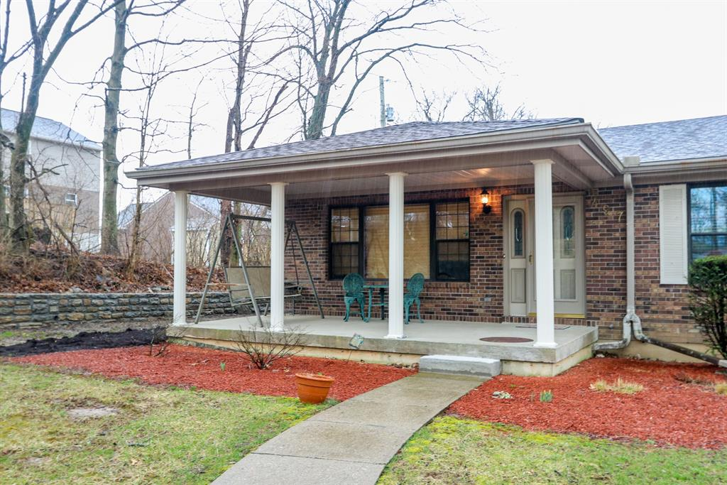 Entrance for 497 Hogrefe Rd Independence, KY 41051