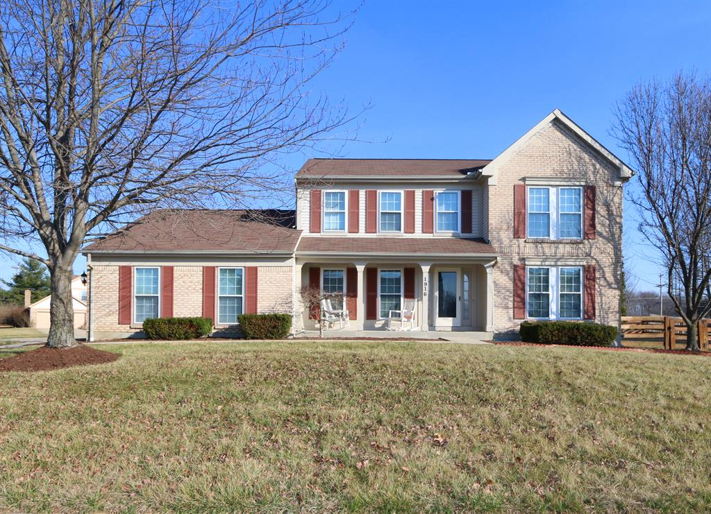 Exterior (Main) for 1916 Cambridge Dr Burlington, KY 41005