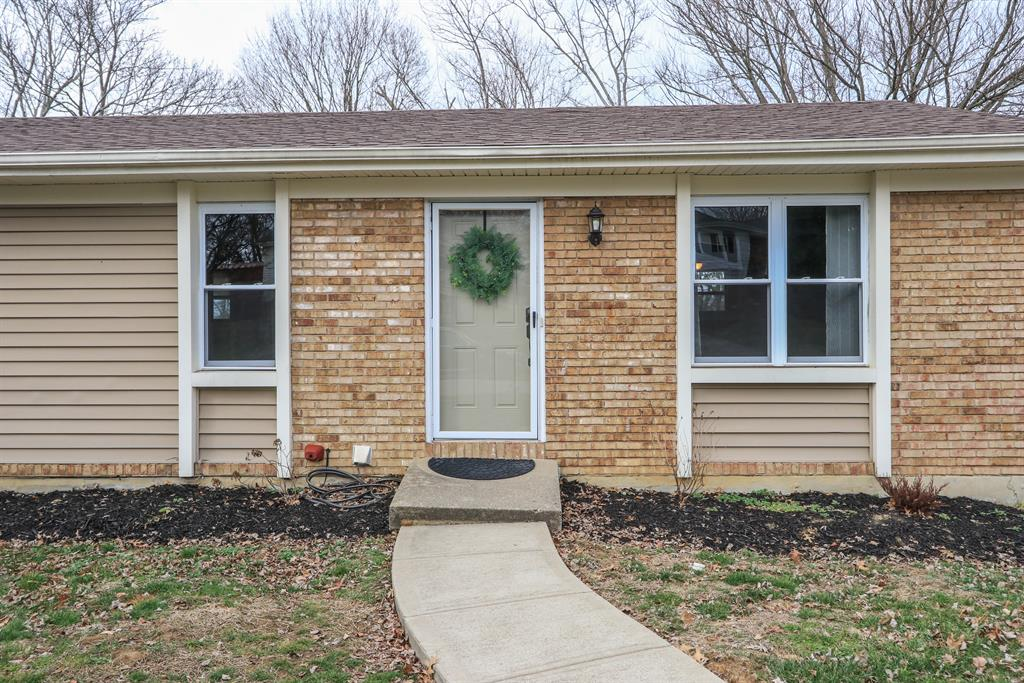 Entrance for 8424 Wintergreen Ct Florence, KY 41042
