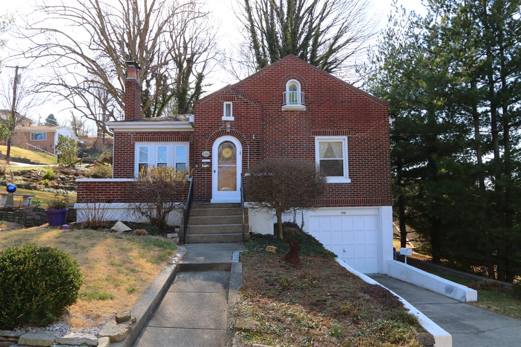Exterior (Main) for 720 Fuhrman Ave Bellevue, KY 41073