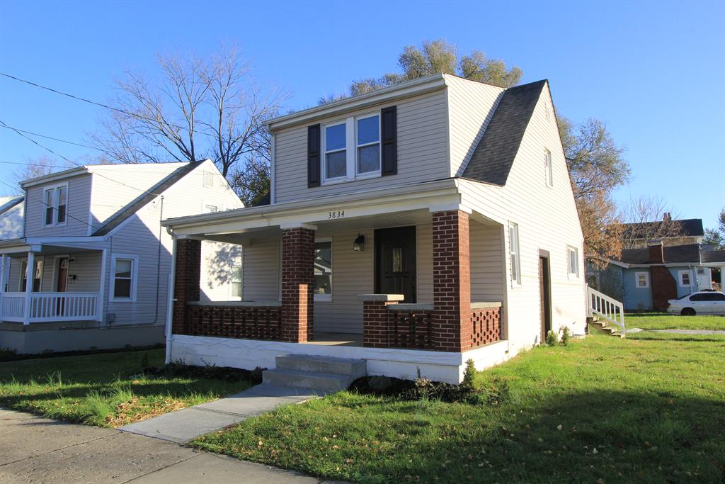 Exterior (Main) for 3834 Glenn Ave Latonia, KY 41015
