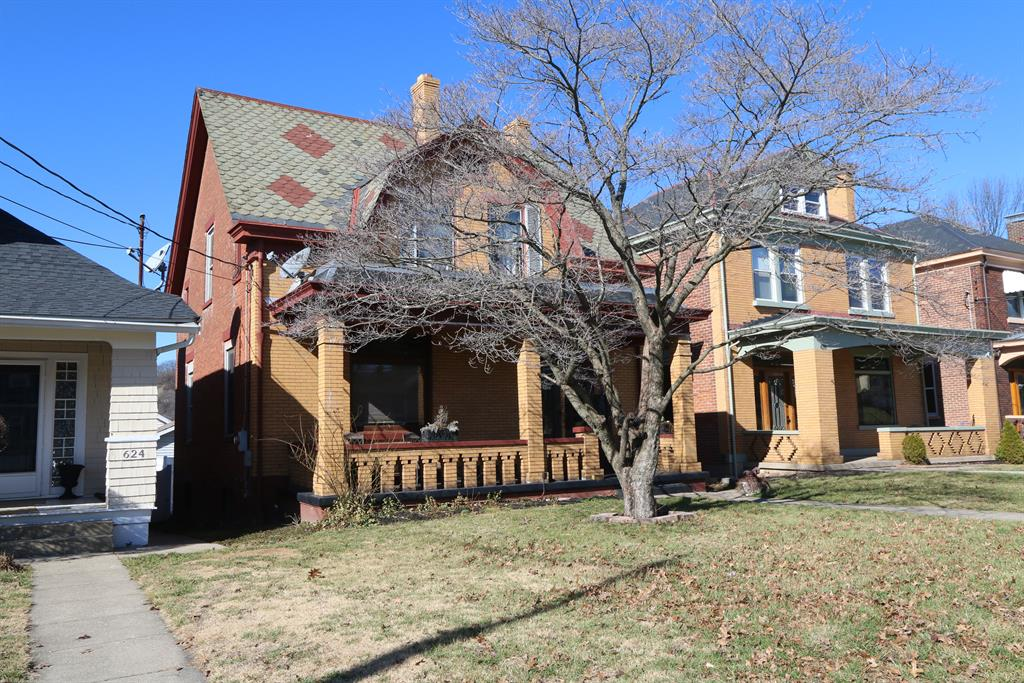 Exterior (Main) for 622 Oak St Ludlow, KY 41016