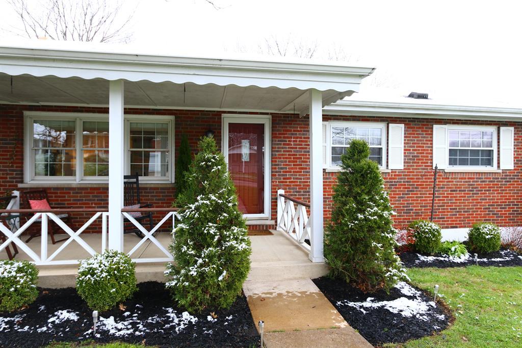 Entrance for 516 Timberlake Ave Erlanger, KY 41018