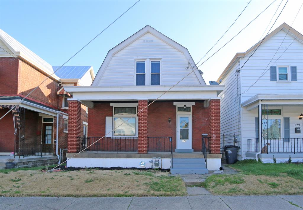 Exterior (Main) for 827 O'Fallon Ave Dayton, KY 41074