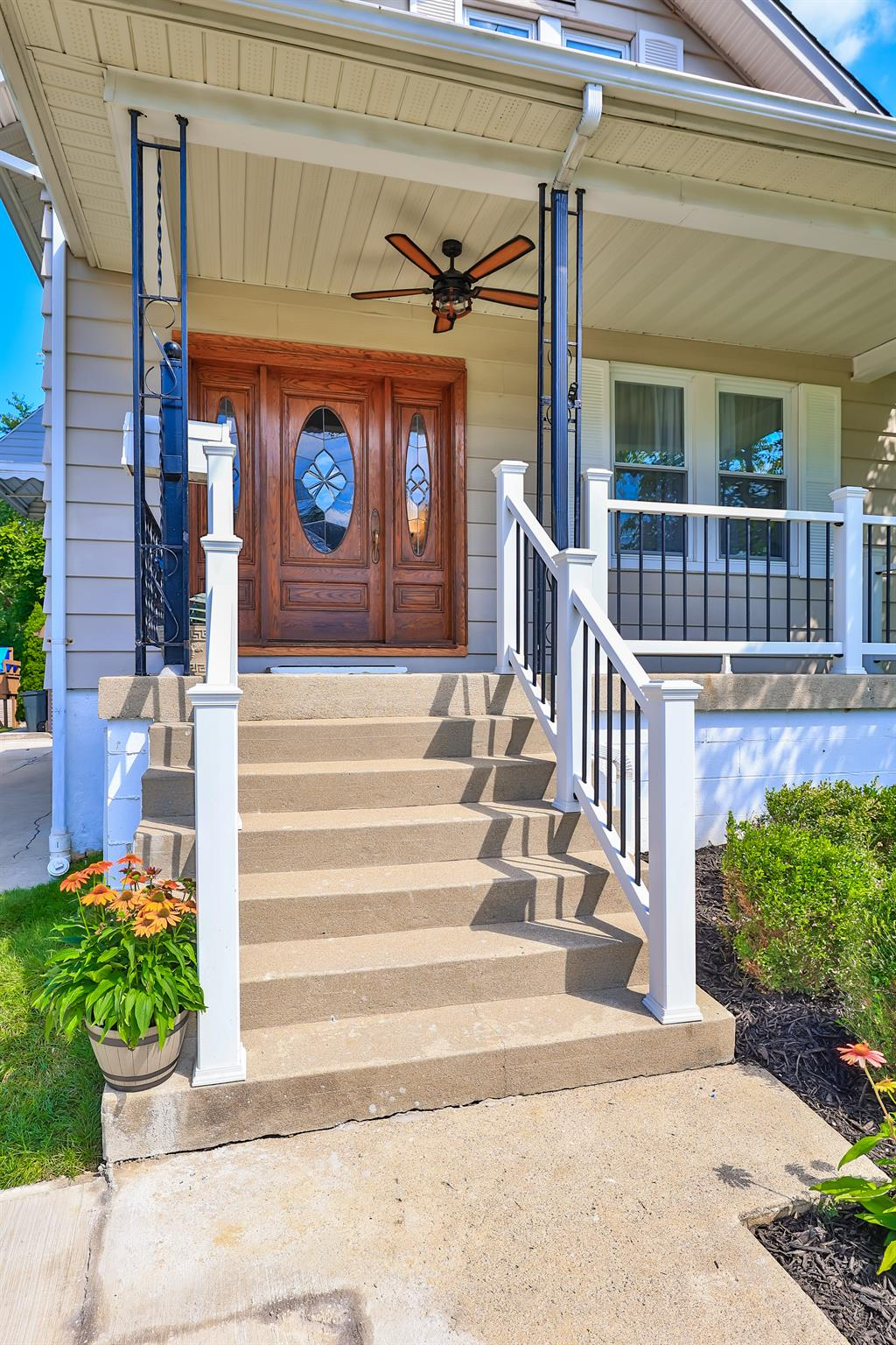 Entrance for 4364 Matson Avenue Deer Park, OH 45236