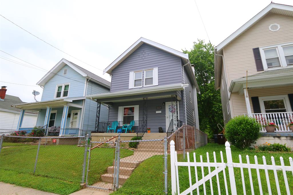 Exterior (Main) for 114 Daniels St Covington, KY 41015