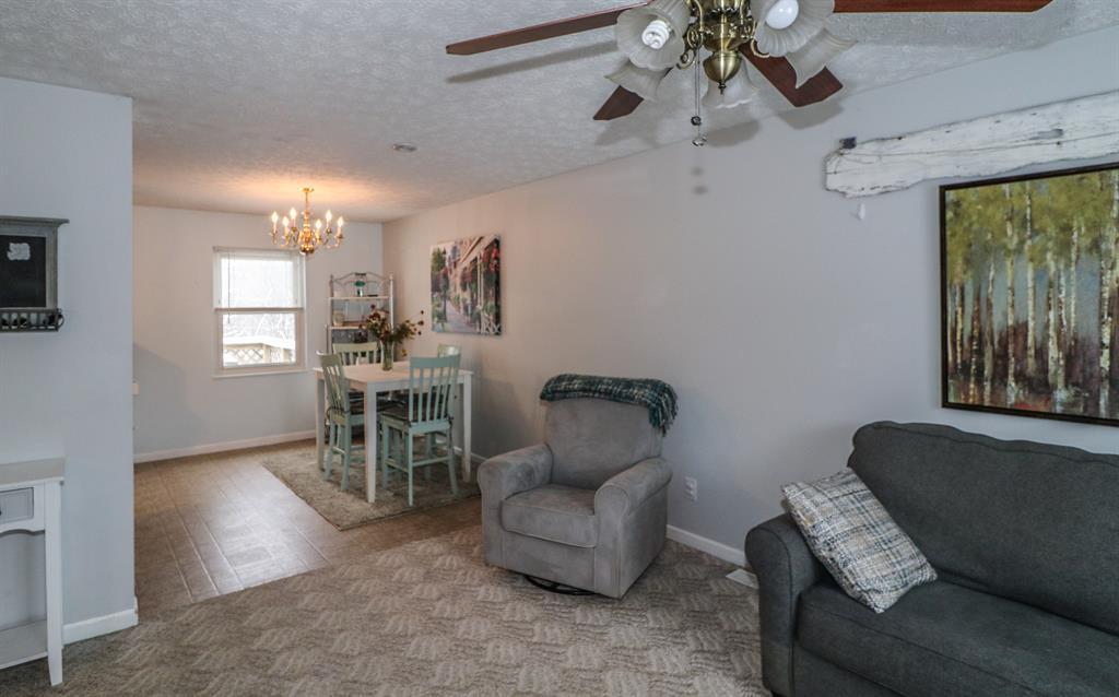 Living Room for 3107 Allens Fork Burlington, KY 41005
