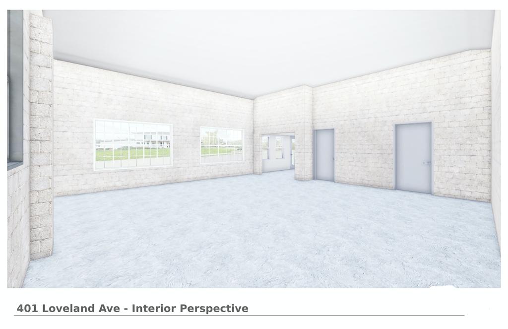 Interior Perspective for 401 W Loveland Ave Loveland, OH 45140