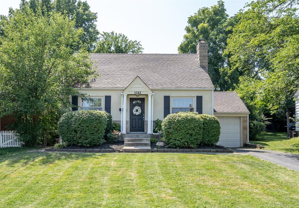 Exterior (Main) for 5543 Leumas Dr Monfort Hts., OH 45239