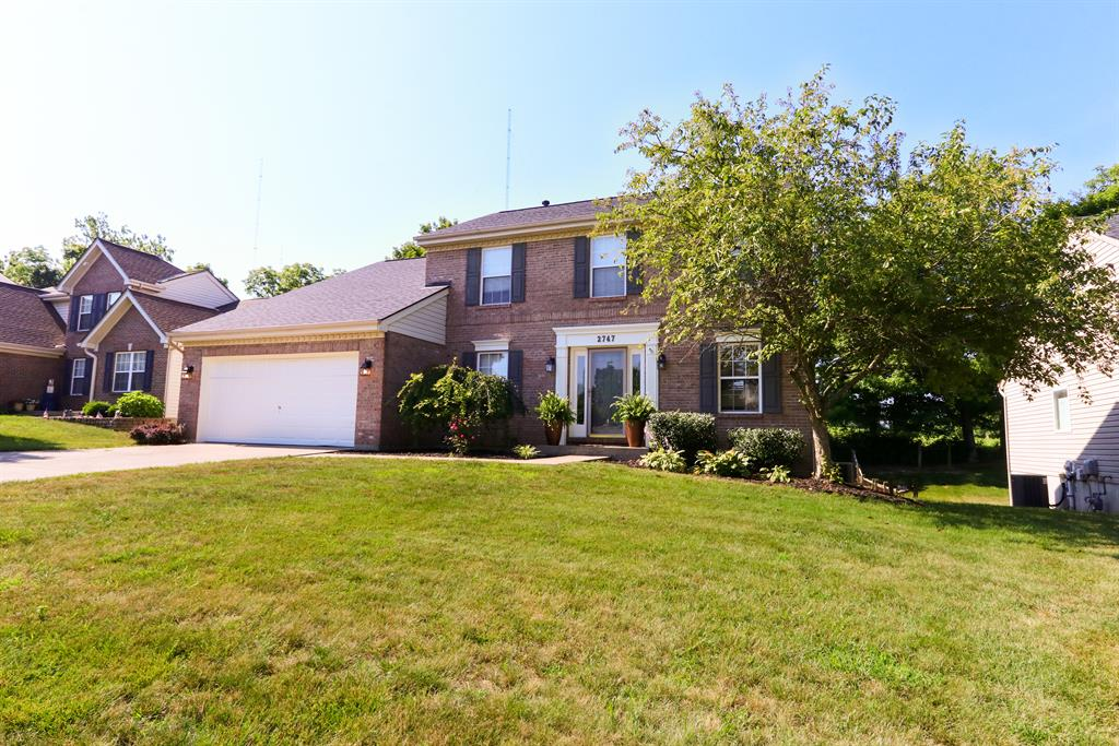 Exterior (Main) 2 for 2747 Running Creek Dr Florence, KY 41042