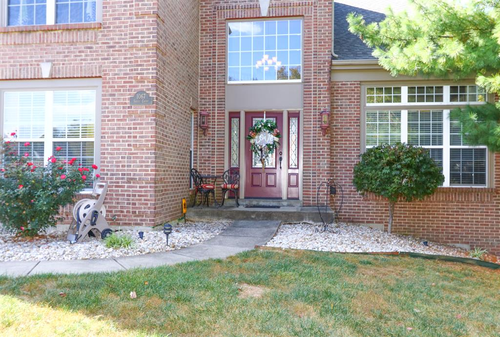Entrance for 1067 Swale Ct Union, KY 41091