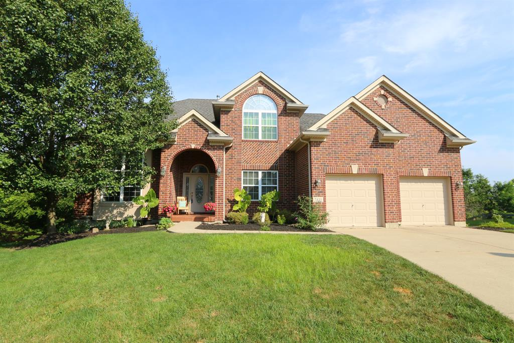 Exterior (Main) for 7431 Harvestdale Ln Florence, KY 41042