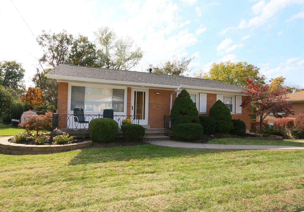 Exterior (Main) for 222 Knollwood Dr Highland Heights, KY 41076