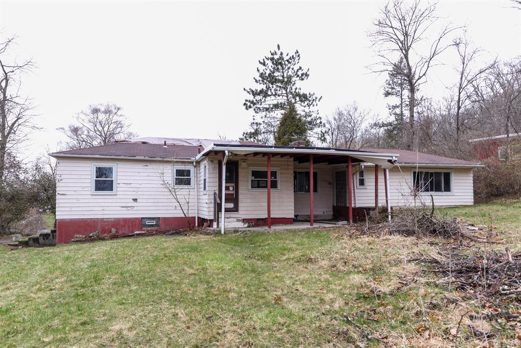 Exterior (Rear) for 5482 Hill and Dale Dr Columbia Twp., OH 45213