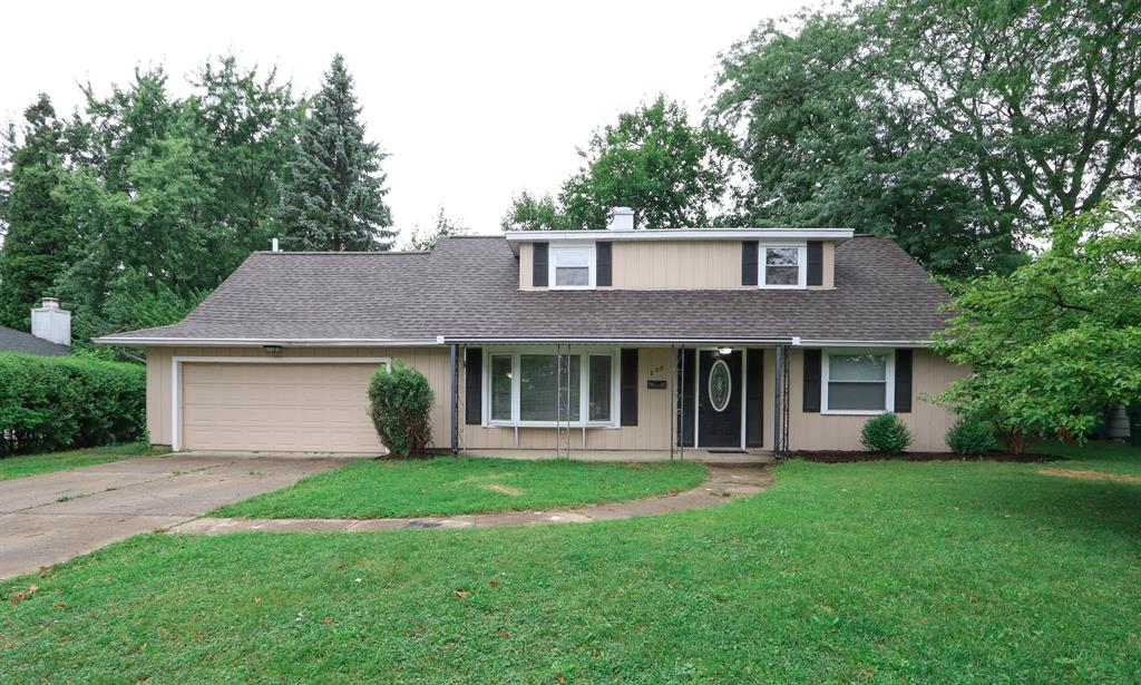 Exterior (Main) for 809 Stroop Dr Montgomery Co., OH 45429