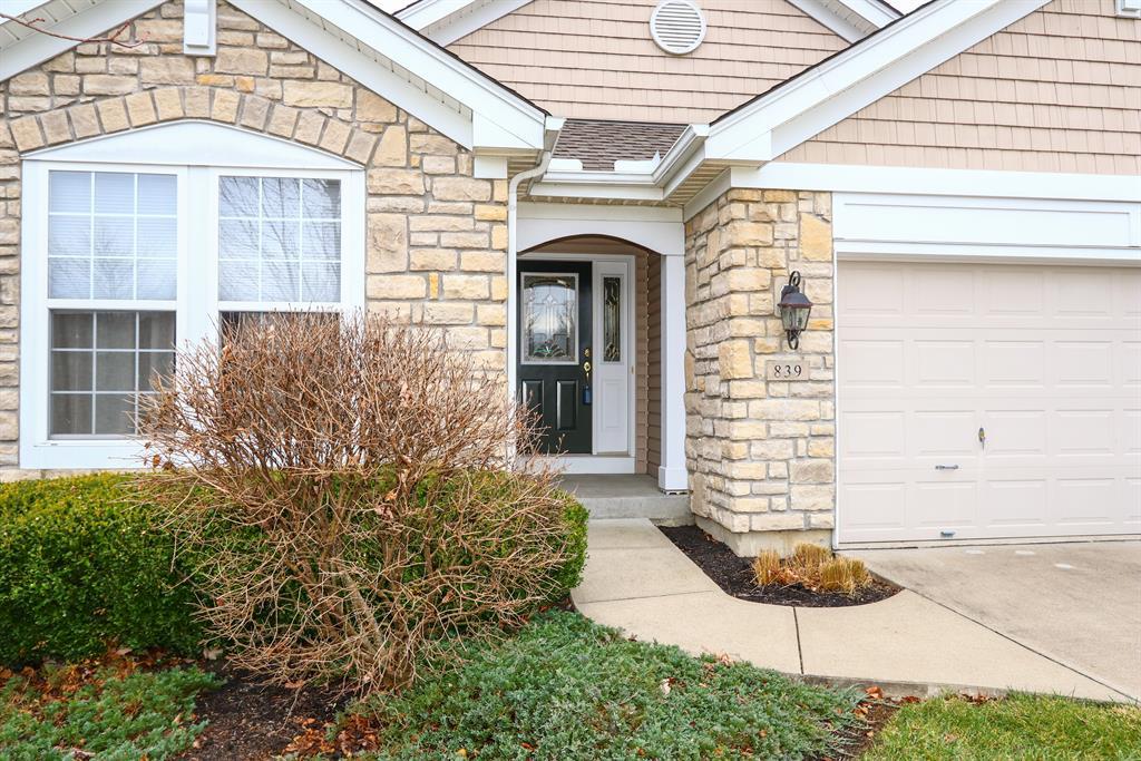 Entrance for 839 Winbourne Ct Erlanger, KY 41018
