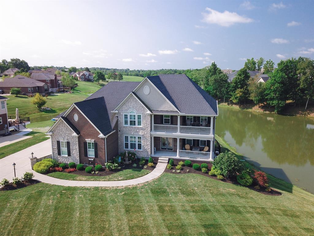 Aerial Photo for 2586 Twin Hills Ct Union, KY 41091