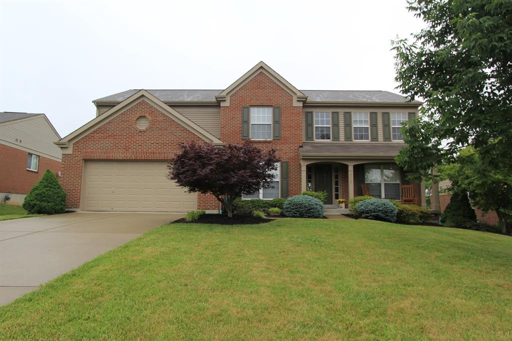 Exterior (Main) for 10750 War Admiral Dr Union, KY 41091