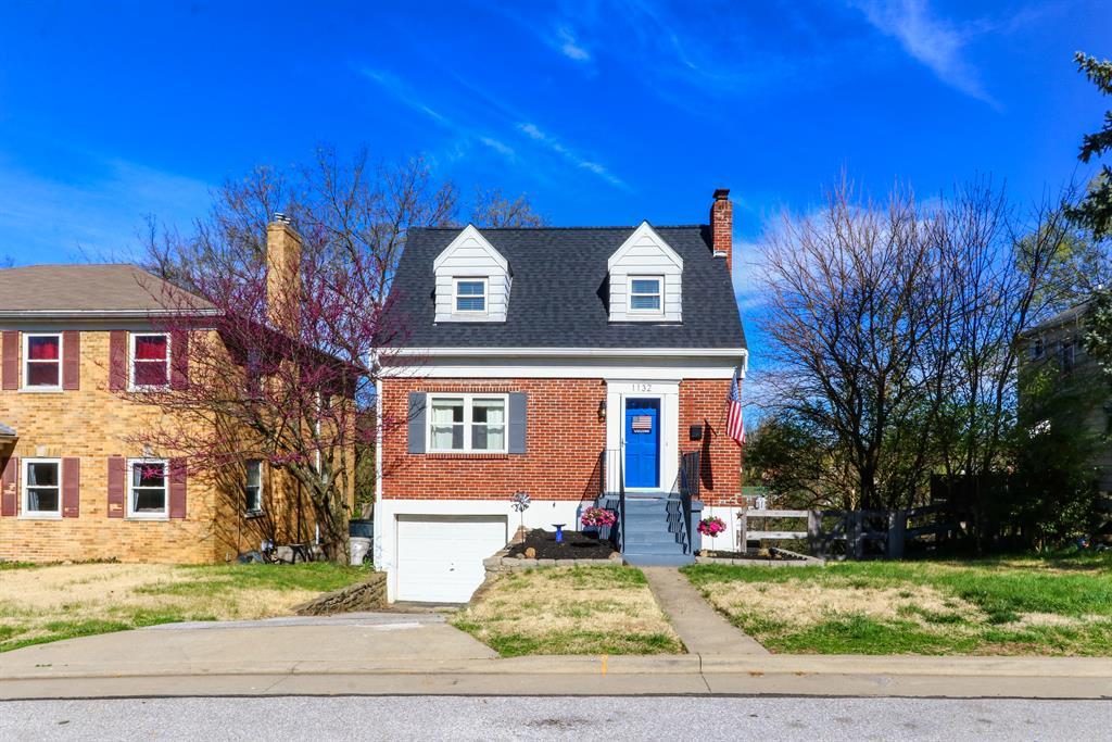 Exterior (Main) 2 for 1132 Mount Allen Rd Park Hills, KY 41011