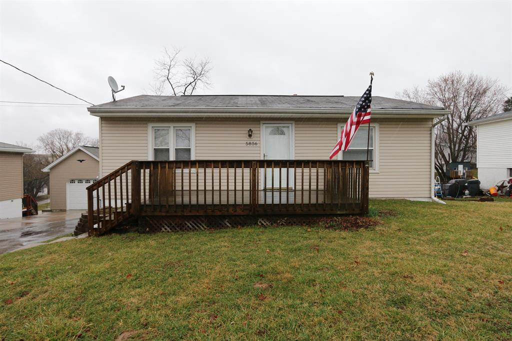 Exterior (Main) for 5856 Garden Dr Florence, KY 41042