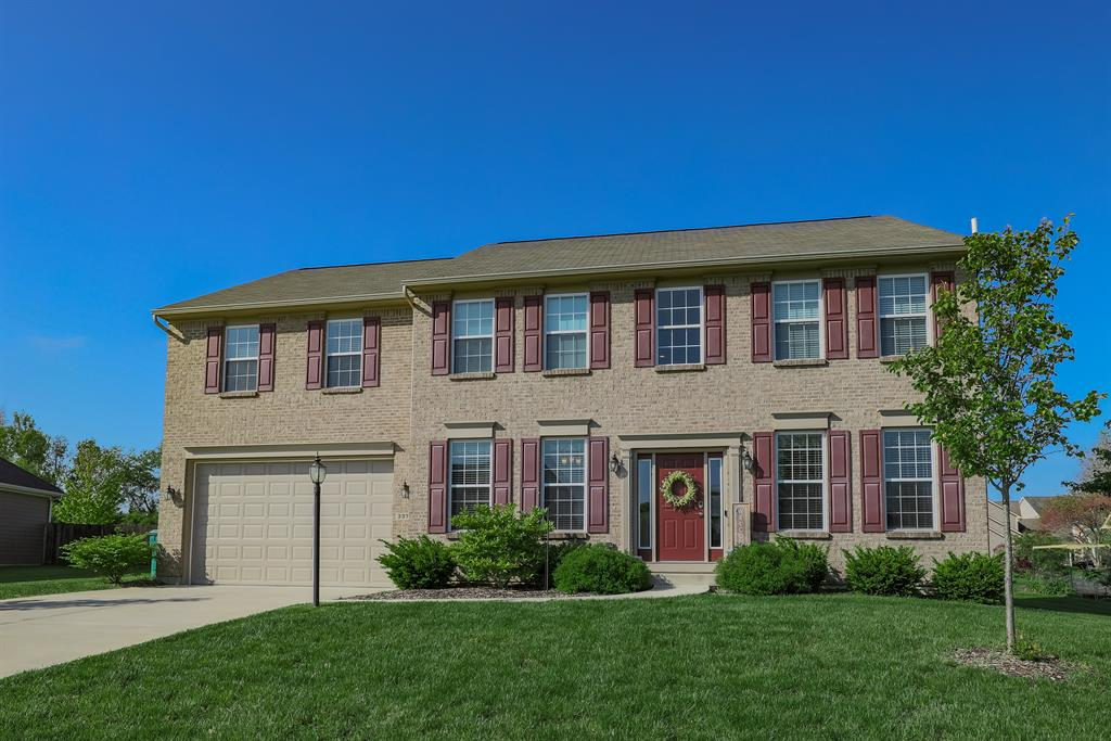 3377 Rose Lake Ct Bellbrook, OH
