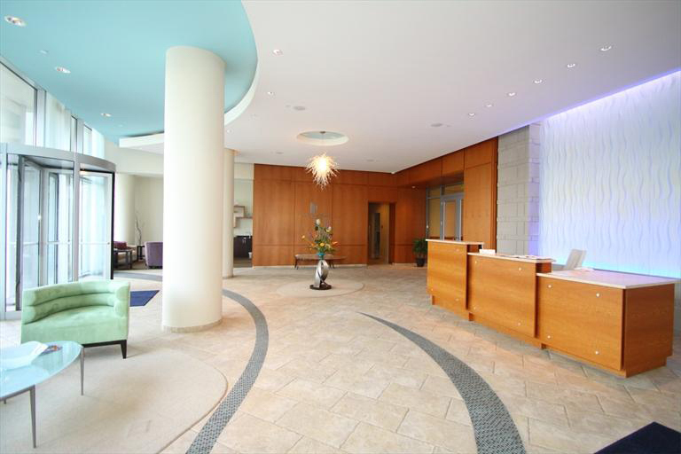 Lobby for 400 Riverboat Row, 2001 Newport, KY 41071