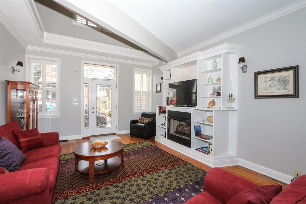 Living Room for 1136 Fuller St Mt. Adams, OH 45202