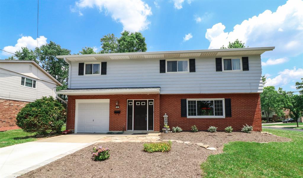 Exterior (Main) for 80 Silverwood Cir Springdale, OH 45246