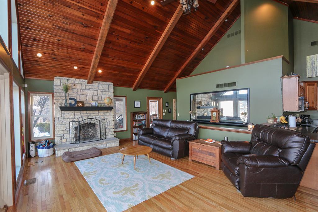 Living Room for 6776 E St Rt 46 Sunman, IN 47006