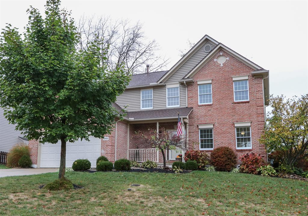 Exterior (Main) for 3864 W Sudbury Ct Bellbrook, OH 45305