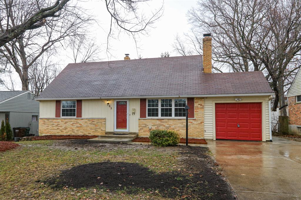 Exterior (Main) for 65 Hamlin Dr Greenhills, OH 45218