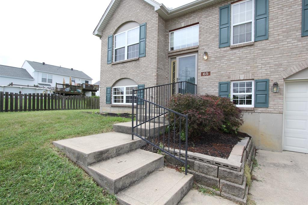 Entrance for 65 Pittman Ct Covington, KY 41017