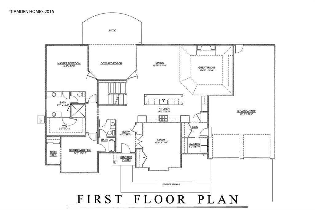 Floor Plan for 8985 E Kemper Rd Montgomery, OH 45249