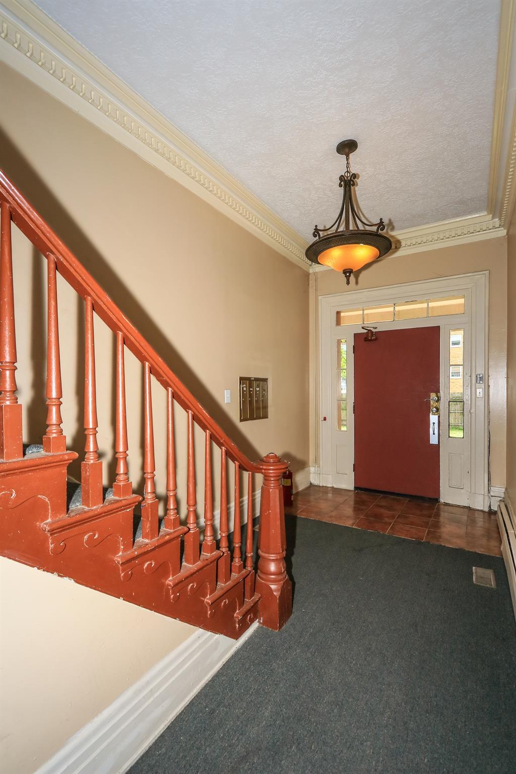 Foyer for 1917 Truitt Ave Bond Hill, OH 45212