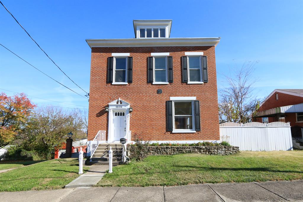 Exterior (Main) for 1606 Monroe St Covington, KY 41014