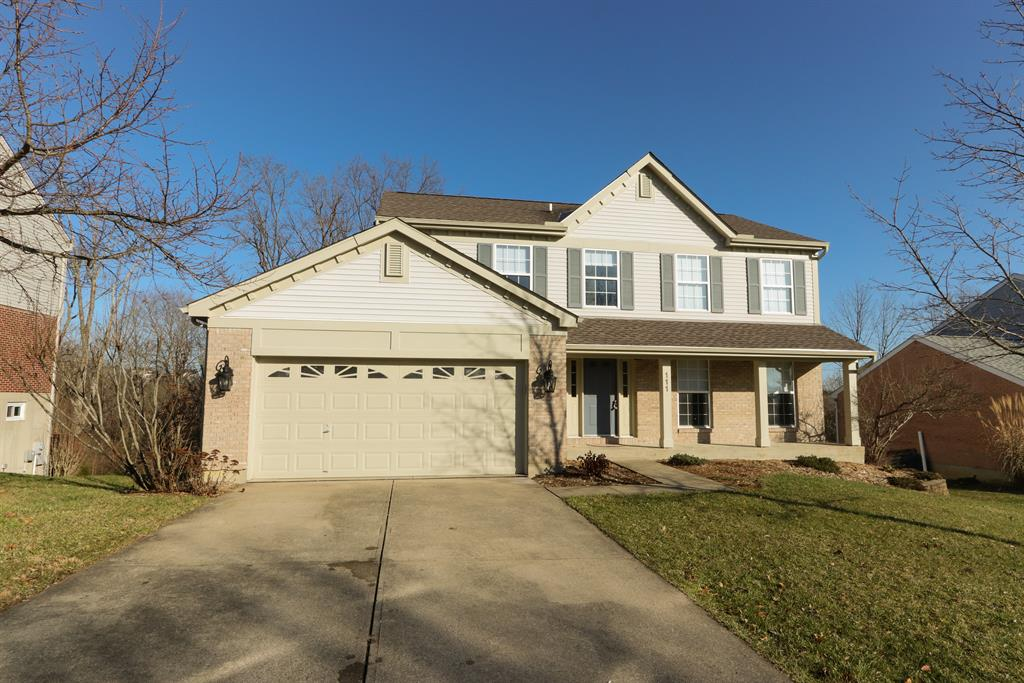 Exterior (Main) for 111 Yellowwood Ct Alexandria, KY 41001