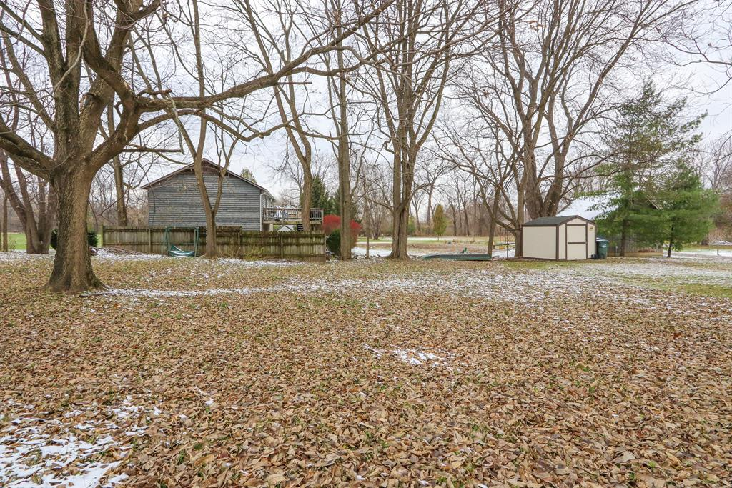 Yard for 75 S Main St Union Township, OH 45065