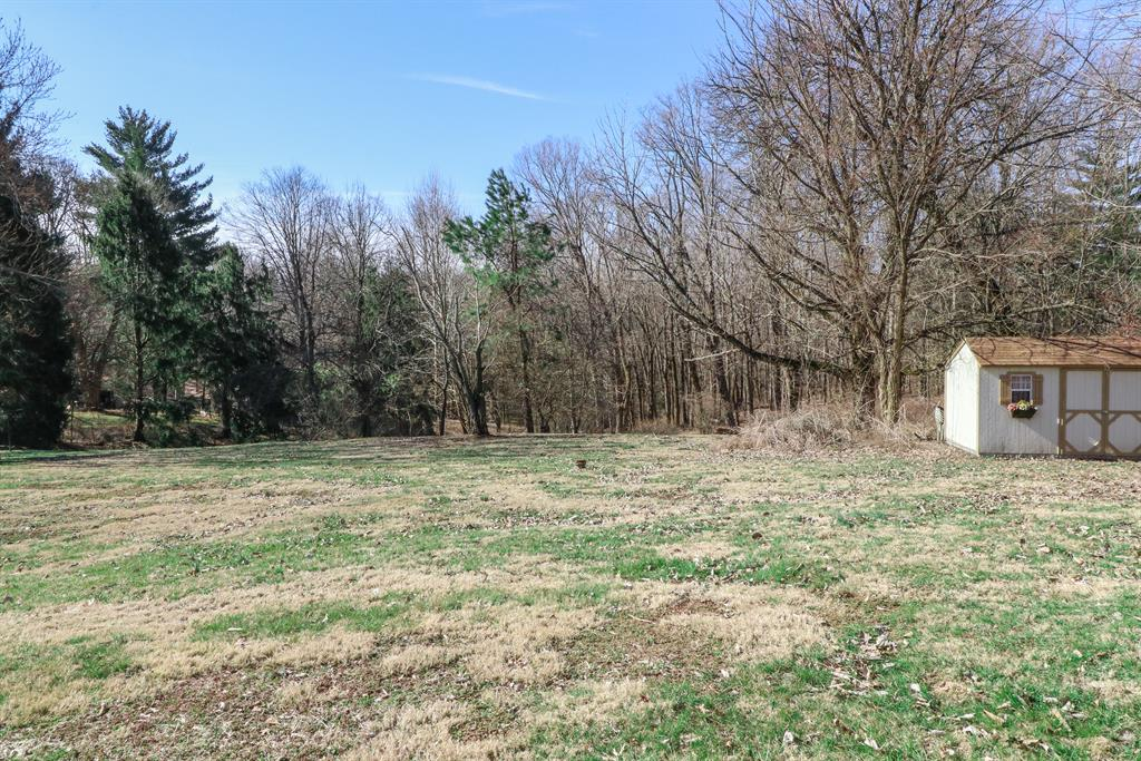 Yard for 9766 Decoursey Pike Ryland Heights, KY 41015