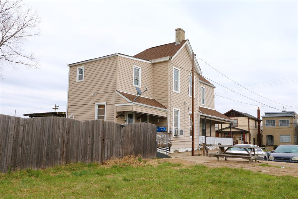 Exterior (Rear) for 3213 Decoursey Ave Covington, KY 41015