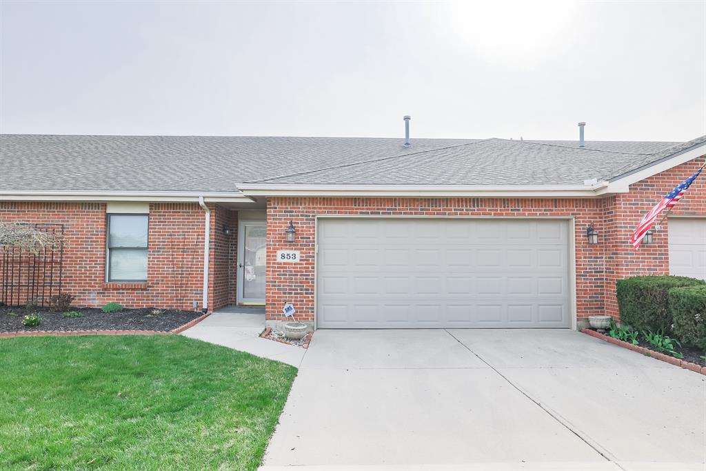 Exterior (Main) 2 for 853 Dorothy Ln Brookville, OH 45309